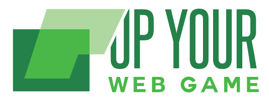 Up Your Web Game logo